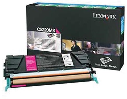 Lexmark Toner Kit magenta return program - 3000 pagina's - C5220MS