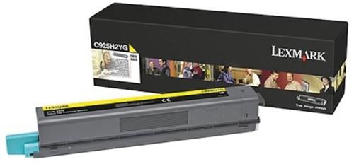 Lexmark Toner Kit geel - 7500 pagina's - C925H2YG