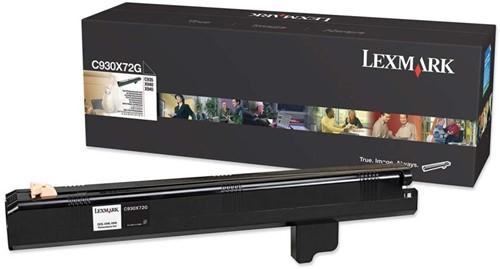 Lexmark Drum Kit zwart - 53000 pagina's - C930X72G