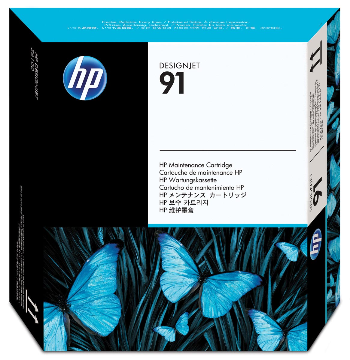 HP onderhoudscartridge 91, OEM C9518A