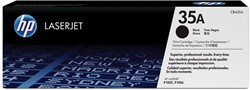 HP Tonercartridge zwart 35A - 1500 pagina's - CB435A
