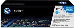 HP Tonercartridge cyan 125A - 1400 pagina's - CB541A