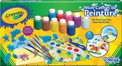 Crayola afwasbare verfset XXL
