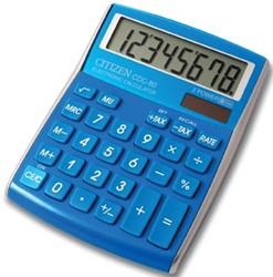 Citizen Allrounder bureaurekenmachine CDC-80, lichtblauw
