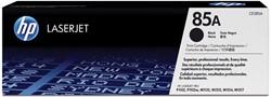 HP Tonercartridge zwart 85A - 1600 pagina's - CE285A
