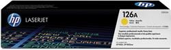 HP Toner geel 126A - 1000 pagina's - CE312A