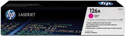 HP Toner magenta 126A - 1000 pagina's - CE313A