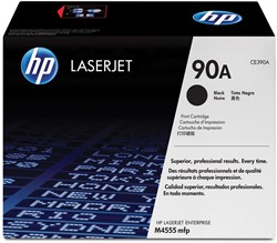 HP International Paper Tonercartridge zwart 90A - 10000 pagina's - CE390A
