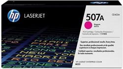 HP Tonercartridge magenta 507A - 6000 pagina's - CE403A
