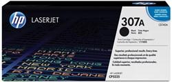 HP Tonercartridge zwart - 7000 pagina's - CE740A