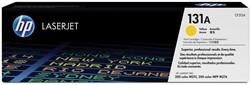 HP Tonercartridge geel 131A - 1800 pagina's - CF212A