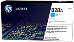 HP drum 828A, 30 000 pagina's, OEM CF359A, cyaan