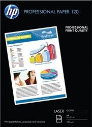 HP Professional fotopapier ft A4, 120 g, pak van 250 vel, glanzend