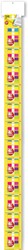 Post-it Index Smal clipstrip van 24 x ref. 683CBP