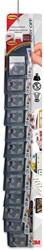 Command fotolijststrips, large, pak van 2 clipstrips van elk 12 blisters