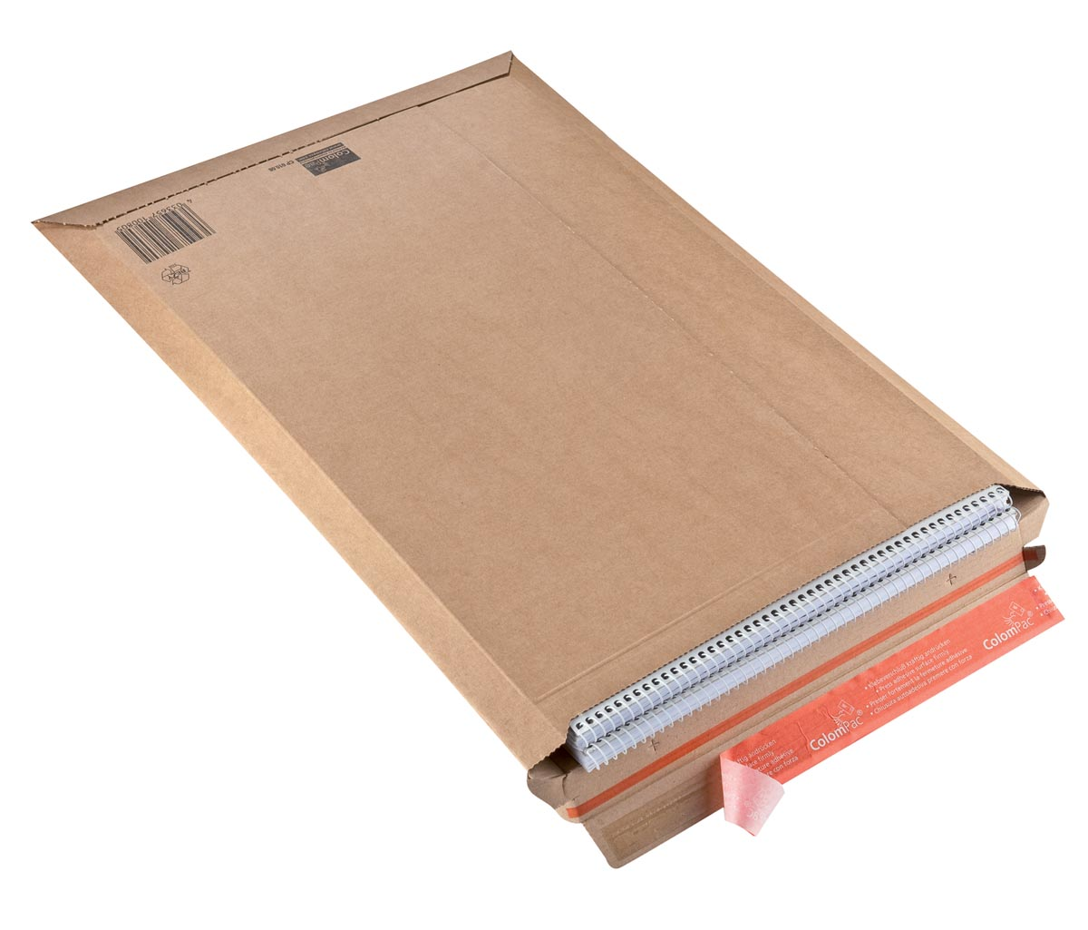 Colompac verzendenvelop CP010, ft 34 x 50 x 5 cm, bruin