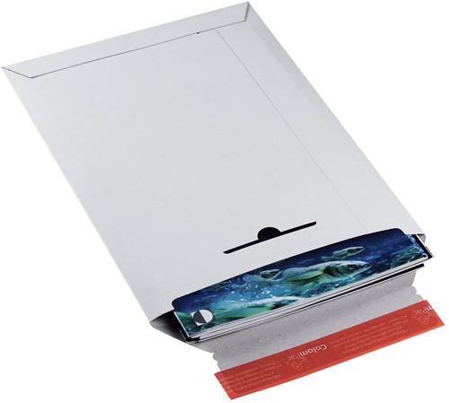 Colompac verzendenvelop CP012, ft 24,5 x 34,5 x 3 cm, wit