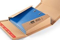 Colompac verzenddoos voor ordners CP055, ft 32 x 29 x 3,5-8 cm, bruin-2