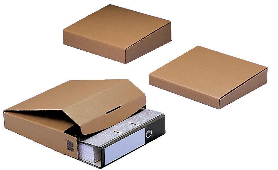 Ideaal voor uitwisseling van documenten en ordners. herbruikbare verpakking dankzij gleuf: geen zelfklevende ...