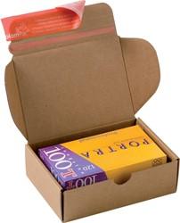 Colompac verzenddoos Modulbox, binnenformaat 140 x 101 x 43 mm, bruin