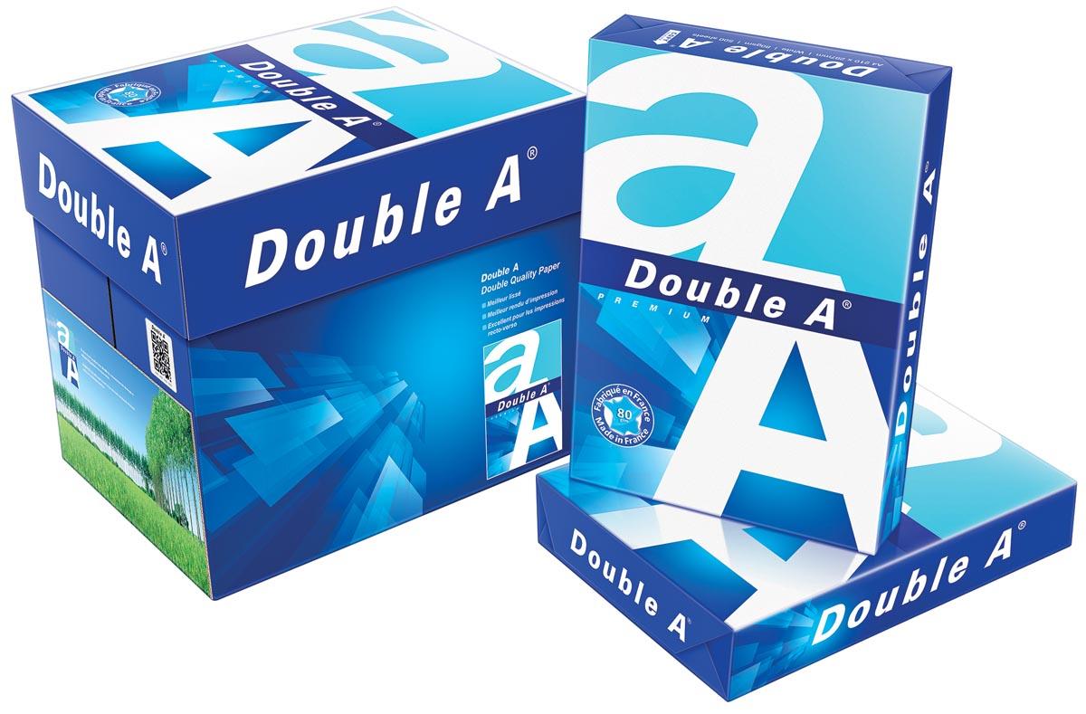 Double a paper DOUBLE A A4 80G 500 VEL (D1022)