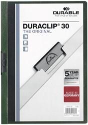 Durable klemmap Duraclip Original 30 petrol