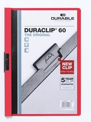 Durable Klemmap Duraclip Original 60 rood