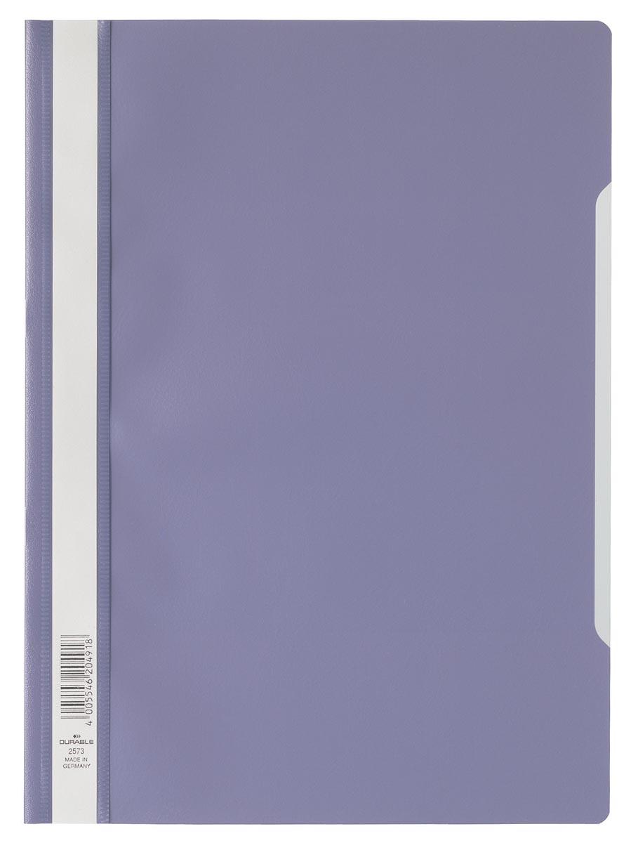 Durable snelhechtmap ft A4 lila