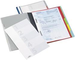 Durable organisatiehechtmap Divisoflex