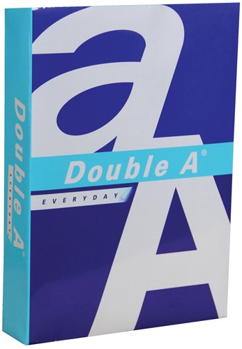 Double A Everyday printpapier ft A4, 70 g, pak van 500 vel