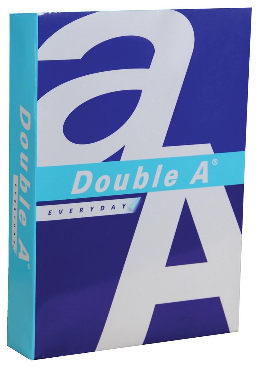 Double A Everyday printpapier ft A4, 70 g, pak van 500 vel
