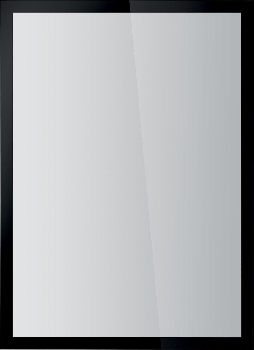 Durable Duraframe Sun A3 zwart, pak met 2 stuks