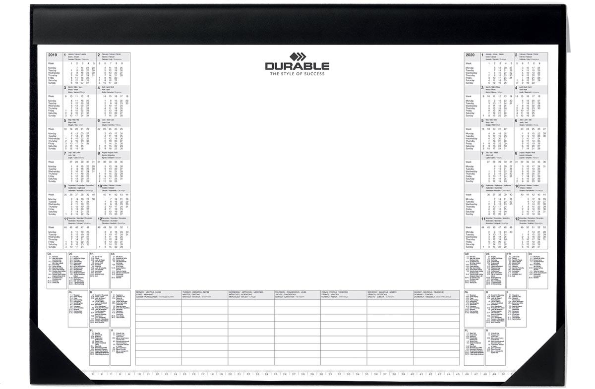 Durable SCHRIJFONDERLEGGER 2013-2014 (D729101)
