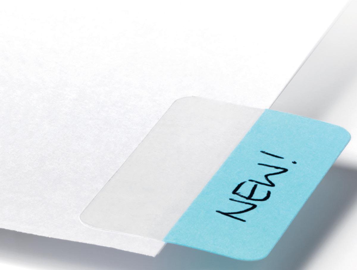 Durable Durable Quick Tab, geassorteerde kleuren, zakje met 48 stuks