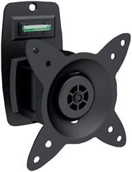 DIGITUS muurbeugel DA-90350 voor schermen tot 27 inch, max 15 kg, stervormig