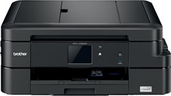 Brother 3-in-1 mini kleuren inkjetprinter DCP-J785DW