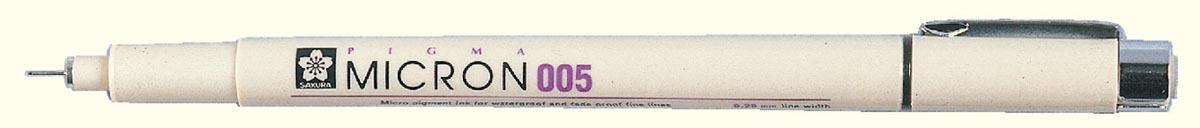 Sakura fineliner Pigma Micron 0,20 mm