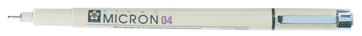 Sakura fineliner Pigma Micron 0,40 mm