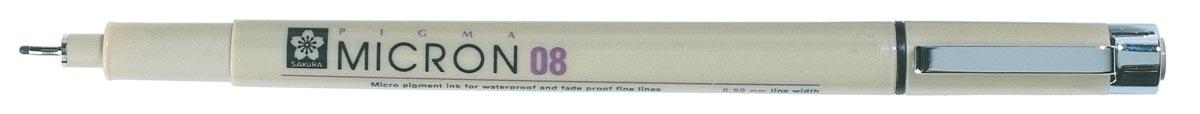 Sakura fineliner Pigma Micron 0,50 mm