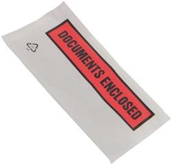 Tenzalopes zelfklevend documentenmapje ft DL, doos van 1000 stuks