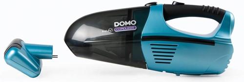 Domo kruimeldief met oplaadbare batterij, 14,4 V, blauw-2
