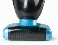 Domo kruimeldief met oplaadbare batterij, 14,4 V, blauw-3