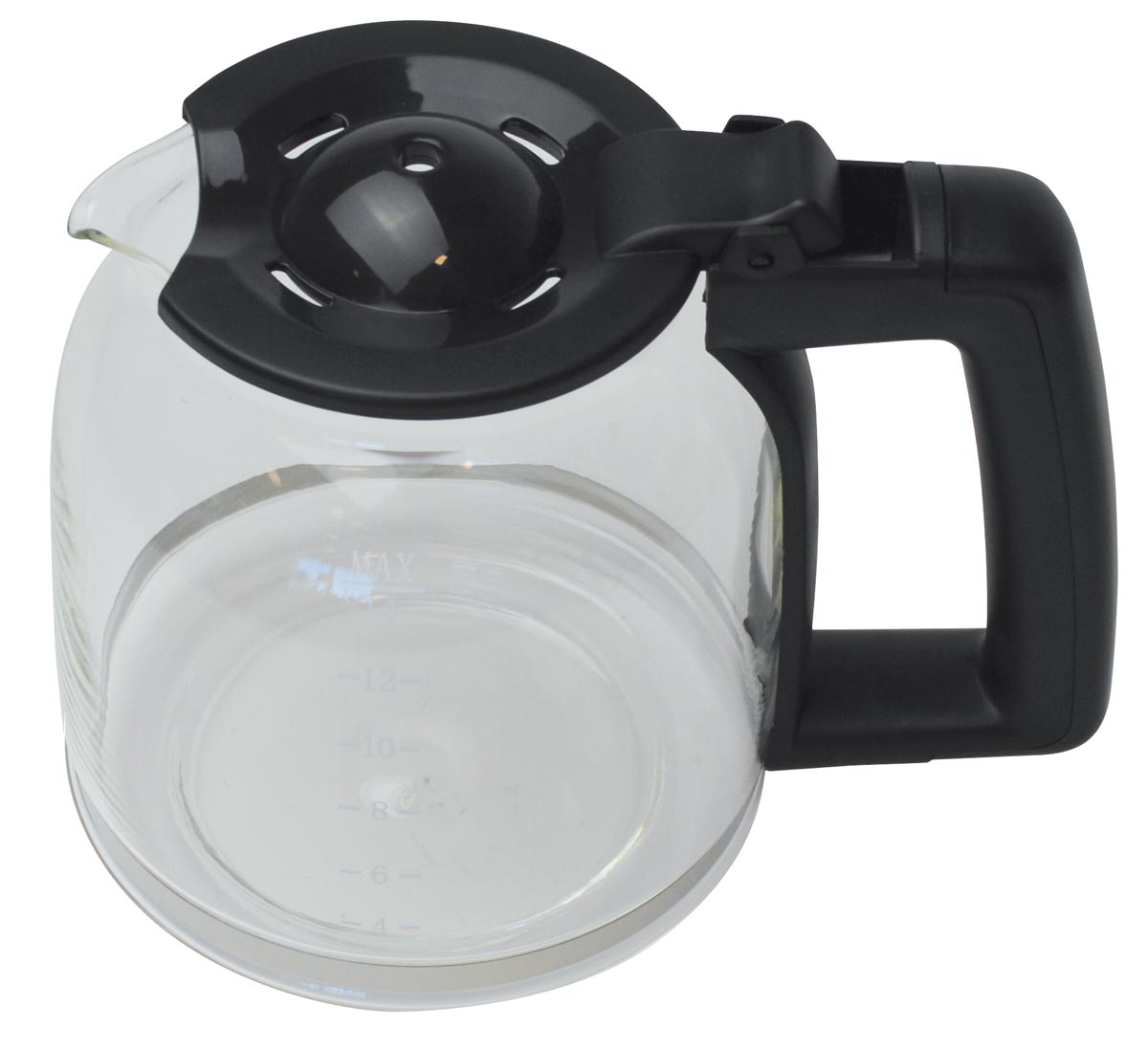 Domo glazen koffiekan voor Domo koffiezet DO473K