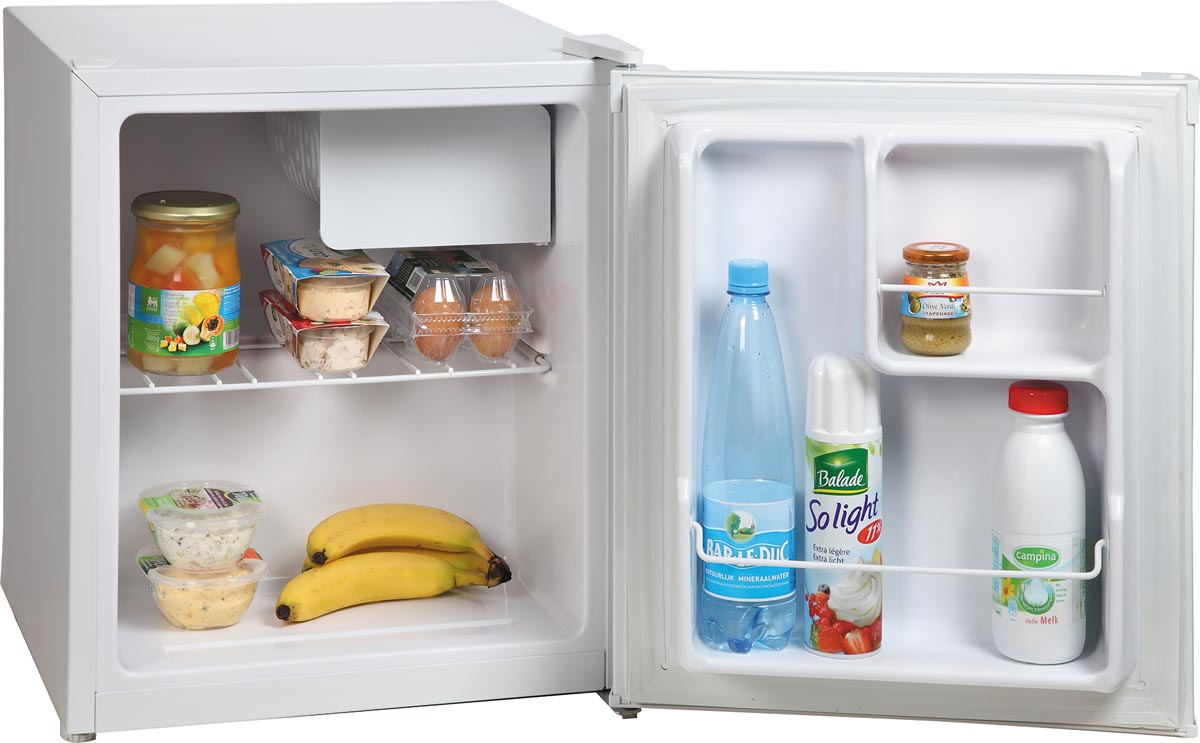 Domo mini koelkast 41 liter, energieklasse E, ft 44 x 47,50 x 50,40 cm, wit