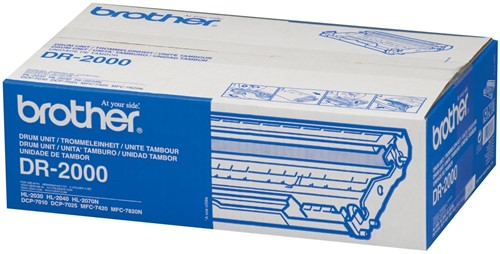 Brother Drum Kit - 12000 pagina's - DR2000-2