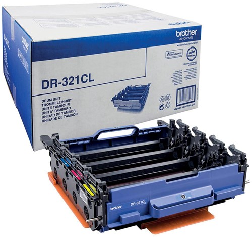 Brother drum, 25000 pagina's - OEM: DR-321CL