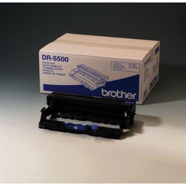 Brother drum, 40.000 pagina's, OEM DR-5500, zwart