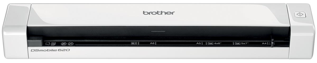 Brother Mobiele scanner DS620Z1