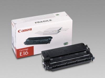 Canon Tonercartridge zwart E16 - 1500 paginas - 1492A003