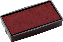 Colop stempelkussen rood, voor stempel P20, P20N, 20/1, blister van 2 stuks